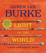 Light of the World by James Lee Burke (2013, CD, Unabridged)