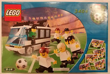 LEGO Sports Set 3404 Soccer Team Transport Bus Football New In Box Sealed NIB