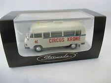 """Brekina 1/87 13255 MAN L206D Kombi """"Circus Krone""""  WS719"""