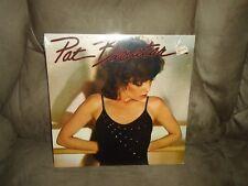 "PAT BENETAR LP CRIMES OF PASSION ""SEALED"" ORIG.1980"