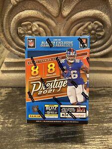2021 Panini Prestige NFL Football Blaster Box Factory Sealed NEW In Hand