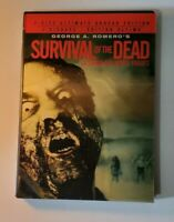 Survival of the Dead DVD 2-Disc Ultimate Edition Lenticular George Romero