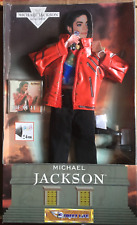 Michael Jackson Outfit + Beat It Audio Micro Chip - 1997 - Brand New Sealed