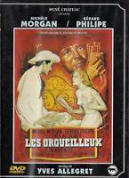DVD LES ORGUEILLEUX Yves Allegret Michèle Morgan Gérard Philipe