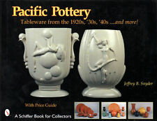 Pacific Pottery  Sunshine Tableware from the 1920s, '30s, and '40s...and more!