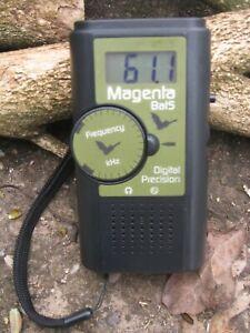 Magenta Bat 5 Bat Detector + Torch