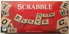 Classic Scrabble Crossword Board Game Hasbro Gaming Made in USA Brand NEW Sealed