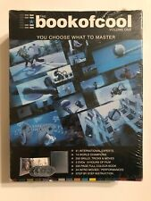 The Book of Cool 3 DVDs and Book Set You Choose What to Master *NEW and SEALED!*