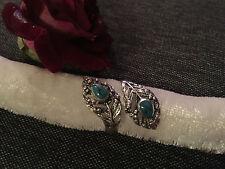 Silver Coloured Stone Fashion Jewellery