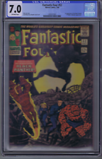 Fantastic Four  #52 Marvel 1966 CGC 7.0 (F/VF) 1st Appearance Black Panther !