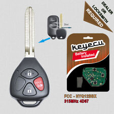 Upgraded Remote Key Fob for Toyota Tundra Echo 2004 - 2006 - HYQ12BBX HYQ12BAN