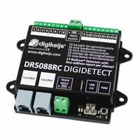 Digikeijs DR5088RC RailCom Rückmeldemodul / Belegmelder 16-fach   - OVP NEU