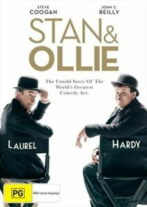 Stan & Ollie : NEW DVD