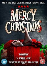 MERCY CHRISTMAS  (DVD) (NEW) (RELEASED 5th NOVEMBER) (XMAS) (FREE POST)