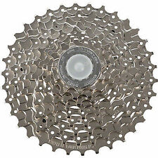 Cycling Cassettes, Freewheels & Cogs Sporting Shimano Xt 9 Speed Mountain Bike Cassette 11-32 Tooth Great Condition Products Hot Sale