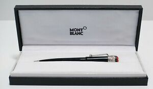 Montblanc Heritage Collection Rouge et Noir Spider Metamorphosis Ballpoint Pen