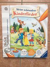 Tiptoi Meine Schönsten Kinderlieder Buch
