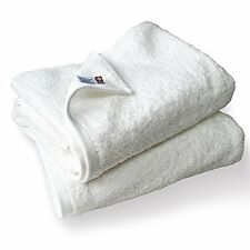 Bloom Imabari Towel Bath Towel 2 Sheets Sanhokin Cotton (white) Made in Japan