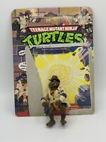 TMNT Undercover Don Donatello Action Figure 1990 Teenage Mutant Ninja Turtles