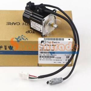 ONE Fuji Servo Motor GYC101DC1-CA NEW