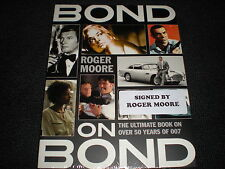 JAMES BOND 007 SPECTRE PEN & BOND ON BOND BOOK - SKYFALL, CASINO ROYALE