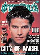 Dreamwatch Magazine 65   Angel Doctor Who Babylon 5 - January 2000