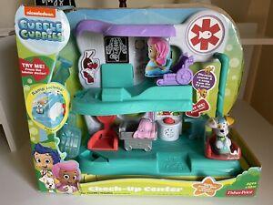 Nickelodeon Bubble Guppies Check Up Center Vet Doctor NIB New