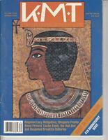 KMT Modern Journal of Ancient Egypt Magazine Winter 1993 - Kingston Lacy -Priest