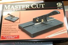 AMATI 7386 MASTER CUT FOR WOODEN/PLASTIC STRIP MITRE CUTS