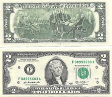 United States 2013-F Atlanta Uncirculated Bicentennial Notes