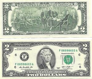 United States 2013-F Atlanta Uncirculated Bicentennial Notes