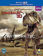Planet Dinosaur (Blu-ray 3D) [2012], DVD | 5051561002045 | New