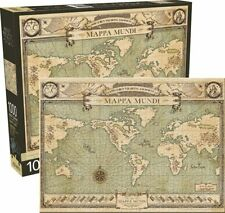 Aquarius Fantastic Beasts Map 1000 Piece Jigsaw Puzzle