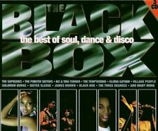 Black Box-the Best of soul, dance & Disco three degrees, pointer sister... [3 CD]