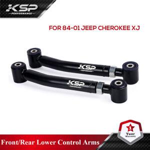 KSP Adjustable Front/Rear Lower Control Arm 0''-8'' Lift For Jeep XJ ZJ MJ TJ