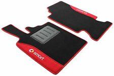 ilTappetoAuto® , COLOR0000021R , tappetini Smart ForTwo W451 dal 2007-2014