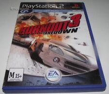 Burnout 3 Takedown PS2 PAL *Complete*
