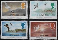 New millennium stamps, 2000, Tristan da Cunha, SG ref: 662-665, 4 stamp set, MNH