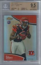 2011 A.J. Green Finest Gold Refractors RC #21- BGS 9.5 Gem Mint- Only 50 made