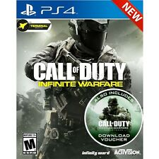 Call of Duty: Infinite Warfare + Modern Warfare Remastered LEGACY -PlayStation 4