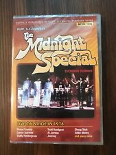Burt Sugarman's The Midnight Special: Live On Stage 1978 - DVD BRAND NEW SEALED