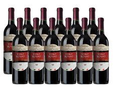 12 Flaschen italienischer Rotwein - Vino Rosso italiano 0,75 l