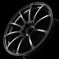 "ADVAN RACING RS 19"" 8.5J & 9J 5X120 GUN METALIC BMW FORGED ALLOY WHEELS Z8808"