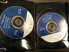 The Great Courses: The Art of Critical Decision Making 24 CDs