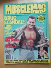 MUSCLEMAG bodybuilding muscle magazine/LEE LABRADA 5-90