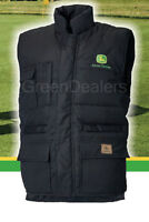 John Deere Dickies Adults Black Combat Bodywarmer - all sizes S M L XL XXL