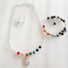 Chakra Sobangle jewellery set