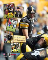 Ben Roethlisberger Pittsburgh Steelers 8 X 10 Photo AAGU063