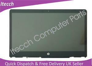 HP Pavilion X360 14 ba 14M-BA011DX HD LCD Touch Screen 1366 x 768 Assembly