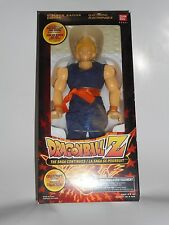 "Dragoball Z Light & Battle Sound Super Saiyan Gohan 8"" DBZ Action Figure RARE"